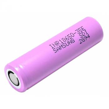 Samsung INR18650-35E Li-Ion 3,7V 3500mAh oplaadbare 18650 batterij