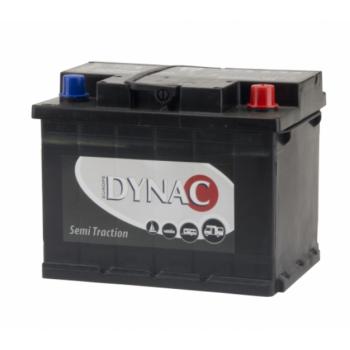 Dynac Semi Tractie STV 95602 SMF Start Accu 12V 75Ah