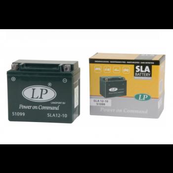 SLA 12-10 motor accu Landport