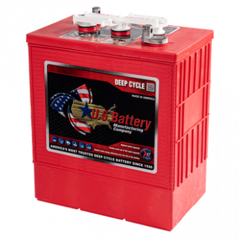 U.S. Battery Deep Cycle Accu 6V 310Ah US 305