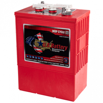 U.S. Battery Deep Cycle Accu 6V 380Ah US L16