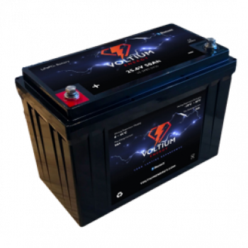Voltium Energy LiFePO4 accu 12,8V 12Ah met APP