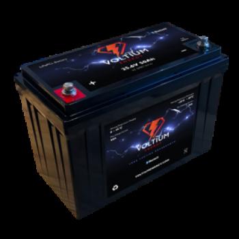 Voltium Energy LiFePO4 accu 12,8V 125Ah met APP