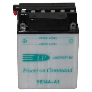 YB14A-A1 motor accu zonder zuurpakket