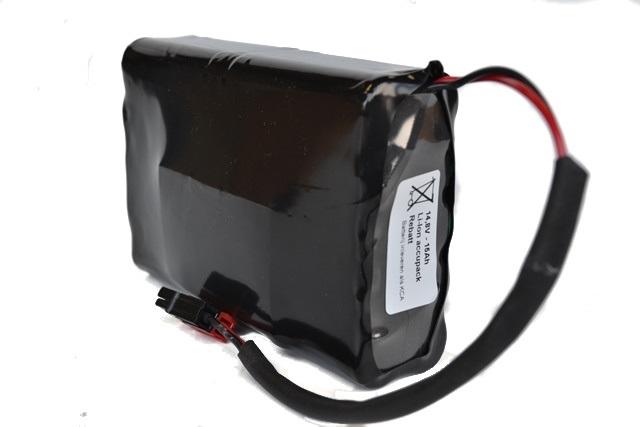 Li-Ion golftrolley accupack 14,8V - 15Ah