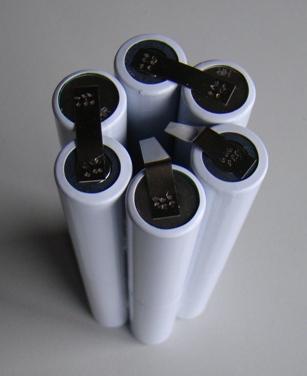 Duiklamp accu voor Hartenberger Maxi Compact Electronics