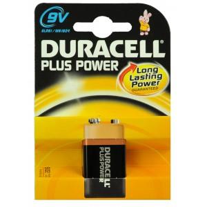 Duracell MN1604 Plus 9V (1 stuk)