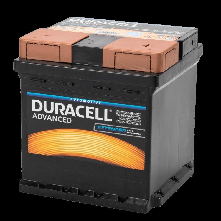 Auto accu Duracell Advanced BDA 42 12V 42Ah