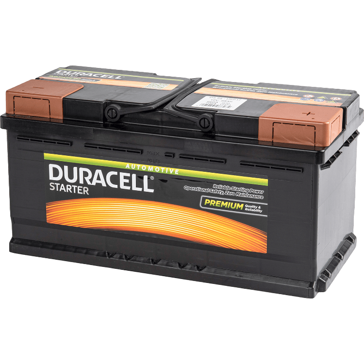 Auto accu Duracell Starter BDS 88 12V 88Ah