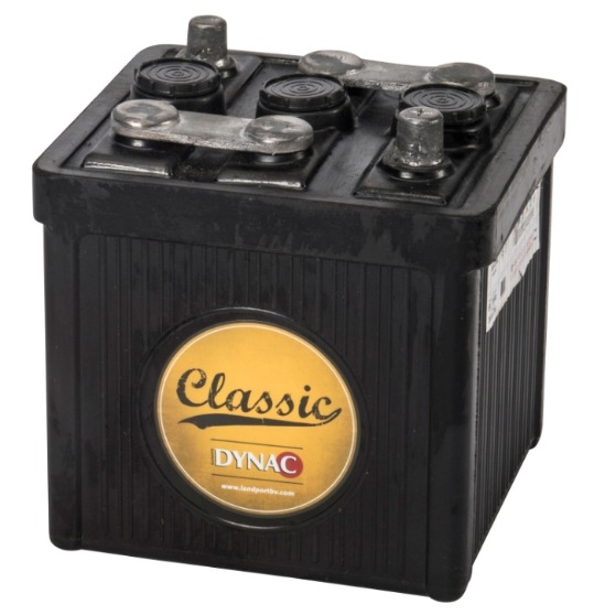 Dynac Classic 06612 Auto Start Accu 6V 66Ah