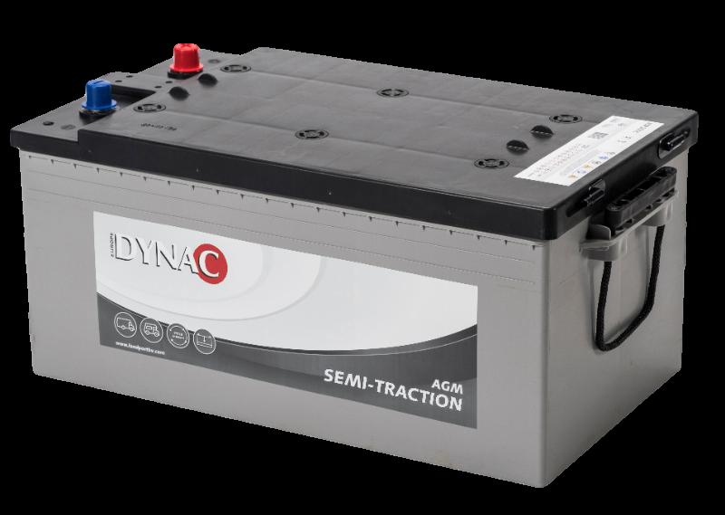 Dynac AGM Semi Tractie accu ST200 12V 200Ah