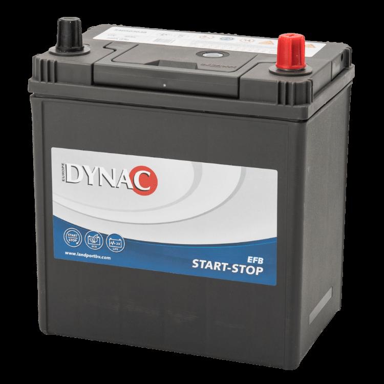 Dynac EFB Start-Stop Auto Accu 12 V 40Ah