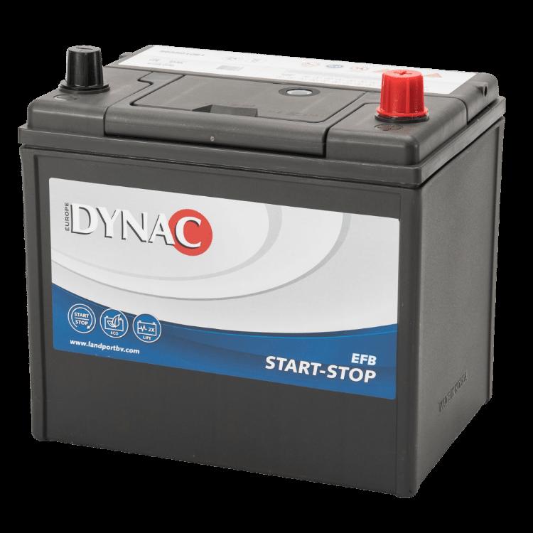 Dynac EFB Start-Stop Auto Accu 12 V 65Ah
