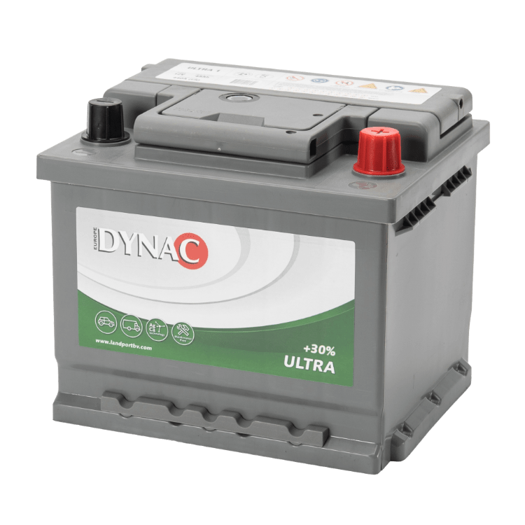 Auto accu Dynac ULTRA 1 Calcium MF 44Ah