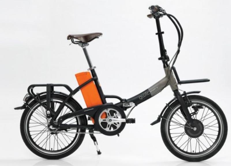 Elektrische fiets accu revisie Qwic Smart Vouwfiets 36V 8Ah