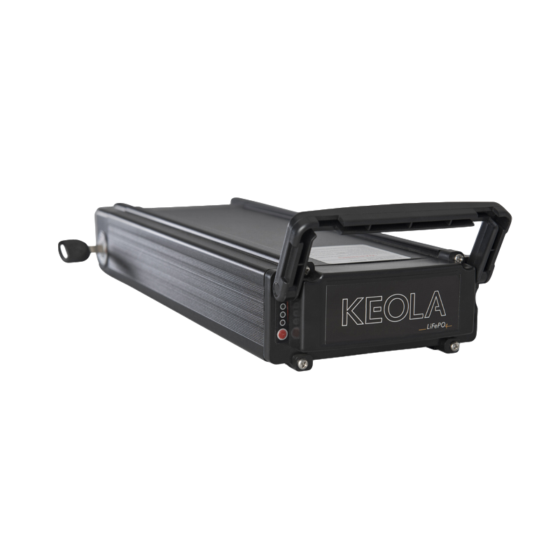 Elektrische fiets accu revisie Keola Texel 36V