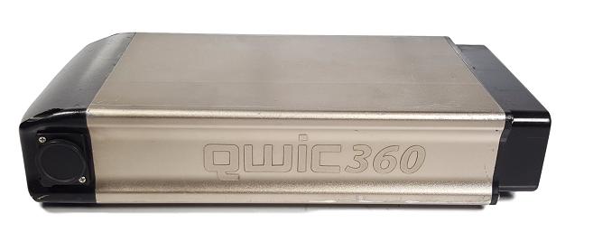 Elektrische fiets accu revisie Qwic 360 36V