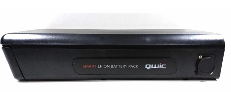 Elektrische fiets accu revisie Qwic Smart li-ion 36V 6Ah
