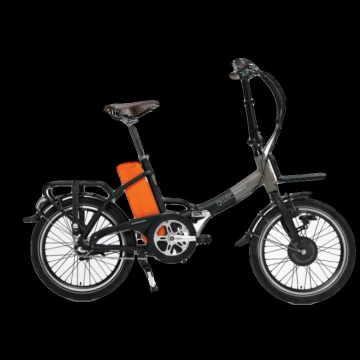 Elektrische fiets accu revisie Qwic Smart Vouwfiets 36V