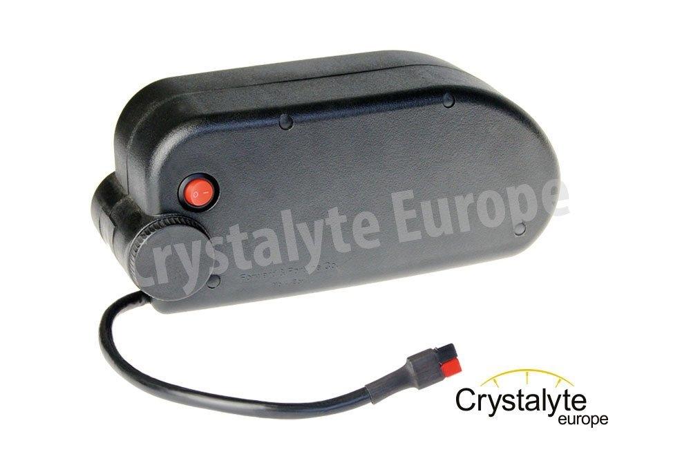 Elektrische fiets accu revisie Crystalyte Adventure Box