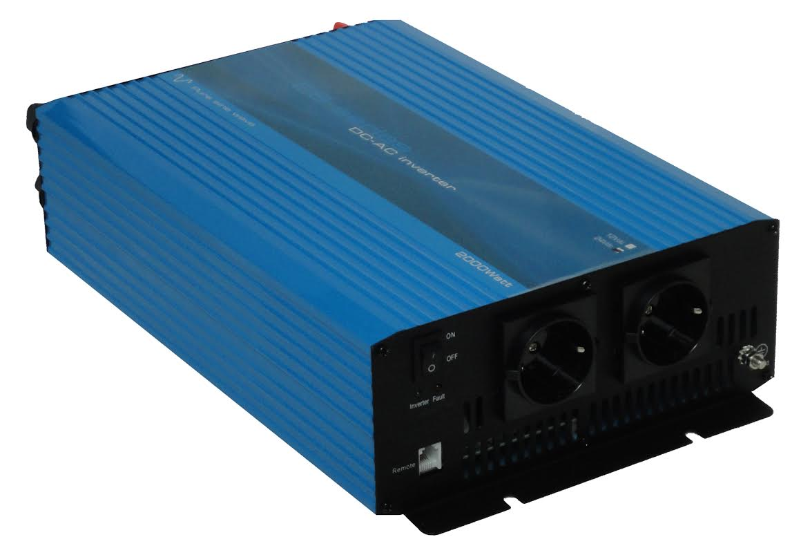 Zuivere Sinus Omvormer 12V - 1000W
