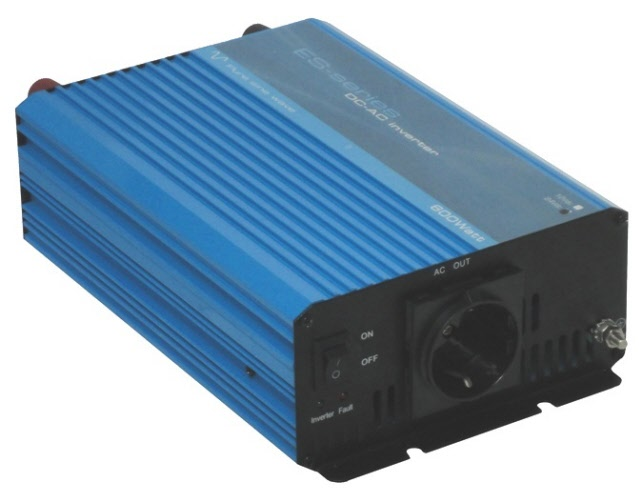Zuivere Sinus Omvormer 12V - 600W