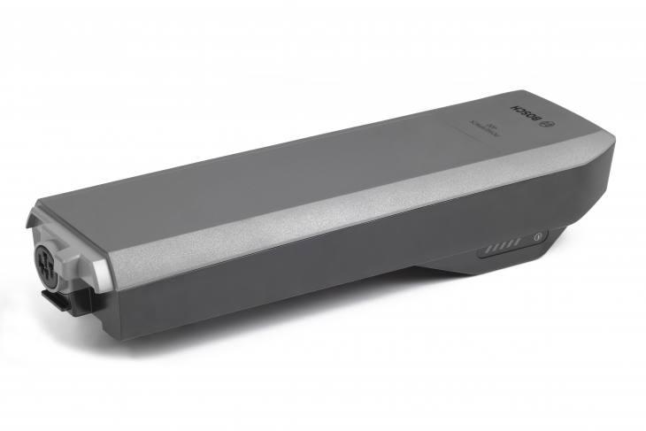 Fietsaccu Bosch PowerPack 400 bagagedrager Platinum 36V 11,6Ah