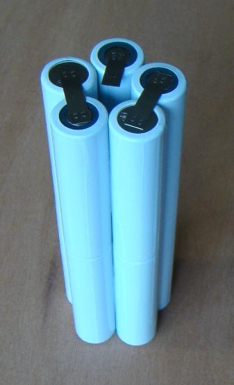 Duiklamp accu voor de Tillytec MPL-TT2