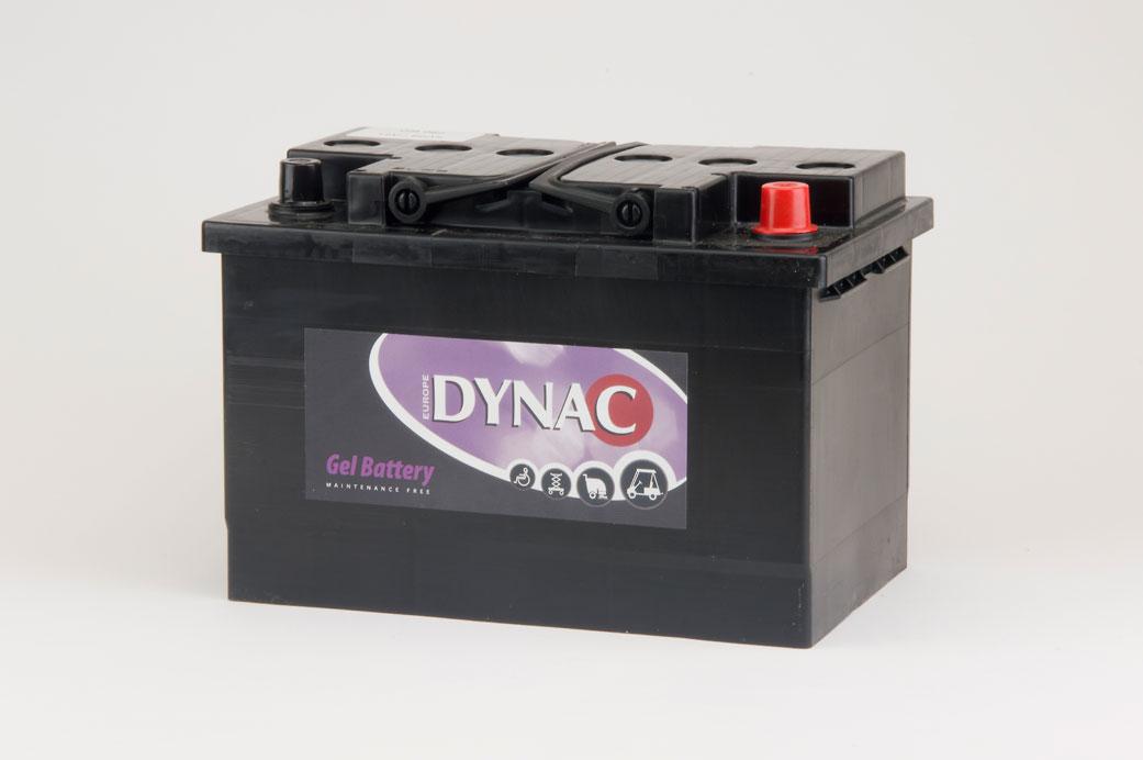 Dynac Gel accu 12V 24Ah (20h)
