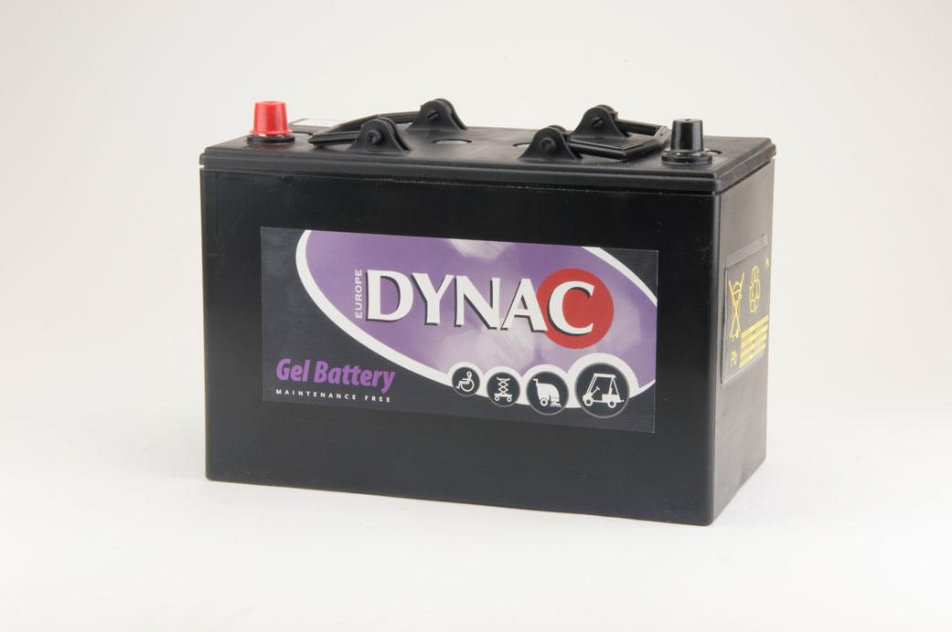 Dynac Gel accu 12V 85Ah (20h)
