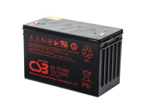 GP121000 van CSB Battery AGM loodaccu 12V 100Ah