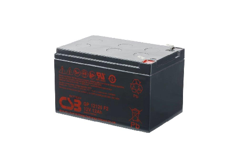 GP12120 F2  van CSB Battery