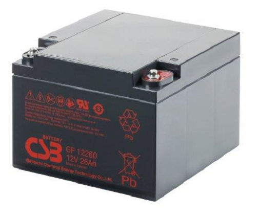 GP12260 van CSB Battery