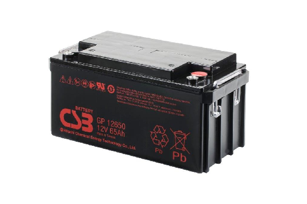 GP12650 van CSB battery