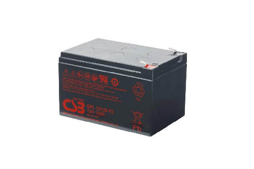 GPL12120 van CSB Battery