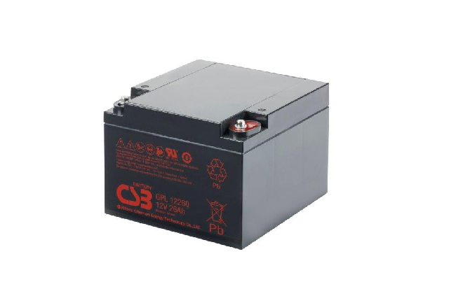 GPL12260 van CSB Battery