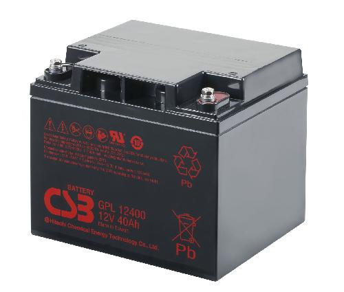 GPL12400 van CSB Battery