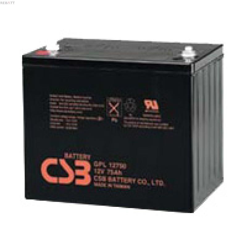 RBC14 UPS vervangings batterij pack van CSB Battery