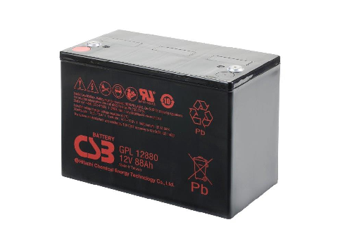 GPL12880 van CSB Battery