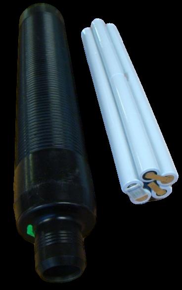 Duiklamp accu voor de Greenforce Flexi 3