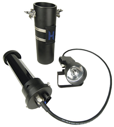 Duiklamp accu voor Halcyon 12V 4500mAh NiMH