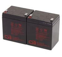 MGE Pulsar Ellipse 650 UPS vervangingsbatterij.