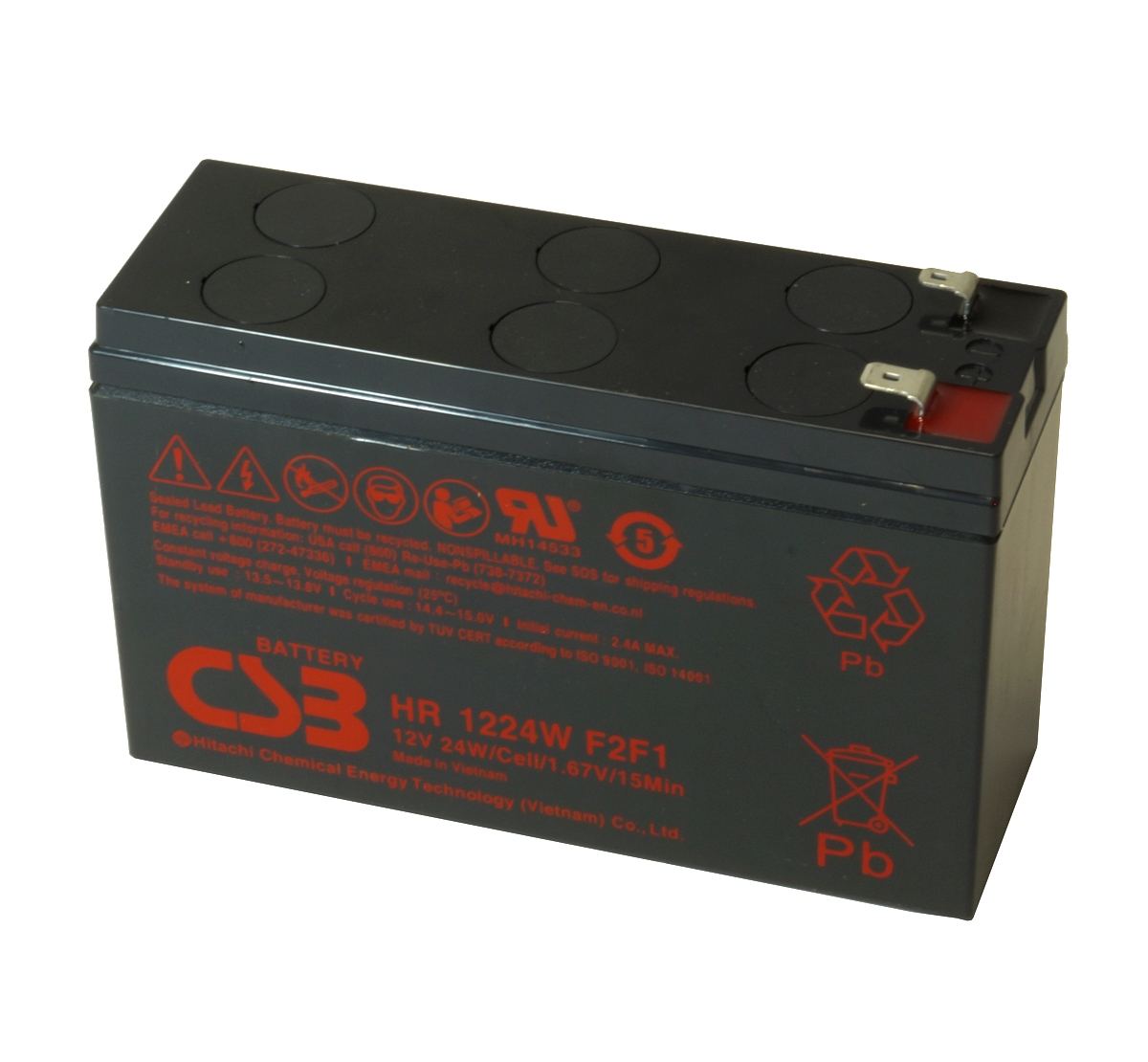 HR1224WF2F1 van CSB Battery