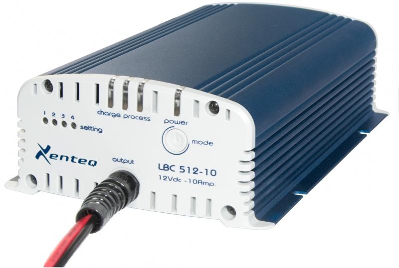 Acculader LBC 500 (24V 5Ah)