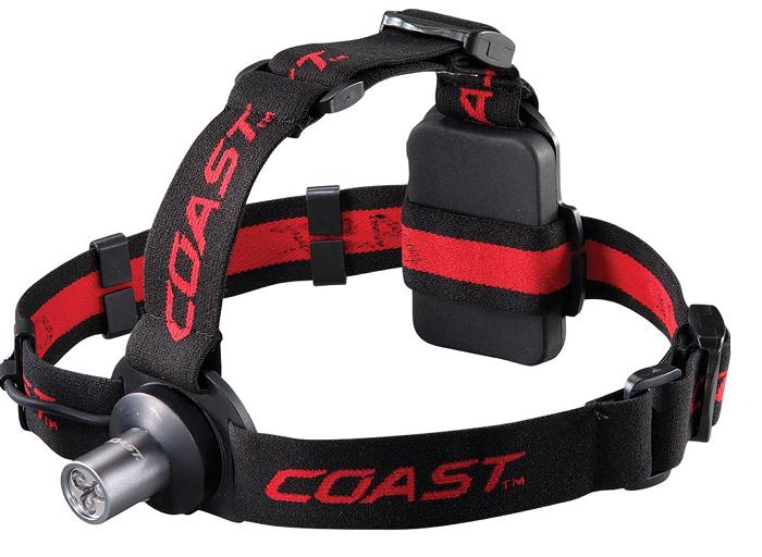 LED Hoofdlamp Coast Portland HL3