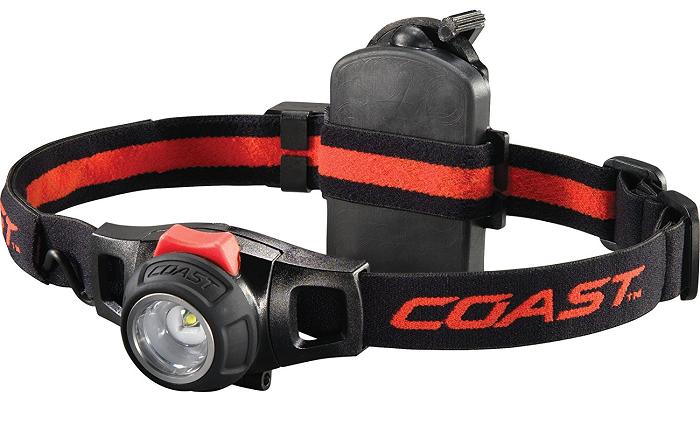 LED Hoofdlamp Coast Portland HL7R