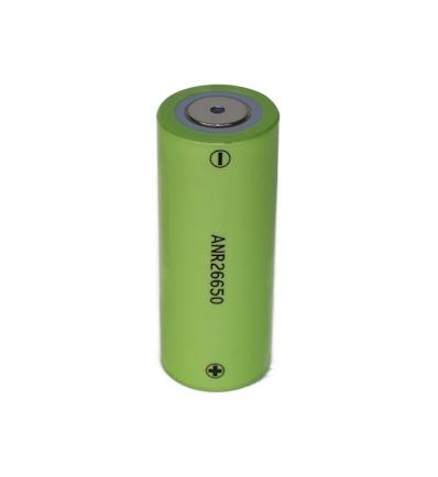 LifePO4 A123 / ANR26650 batterij 3,2V 2500mAh ( met soldeerlippen )