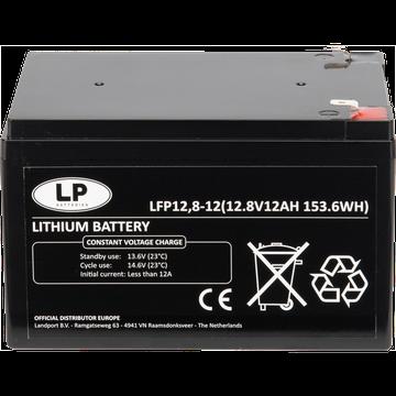 LiFePO4 accu LFP V12-12 12,8V 12Ah