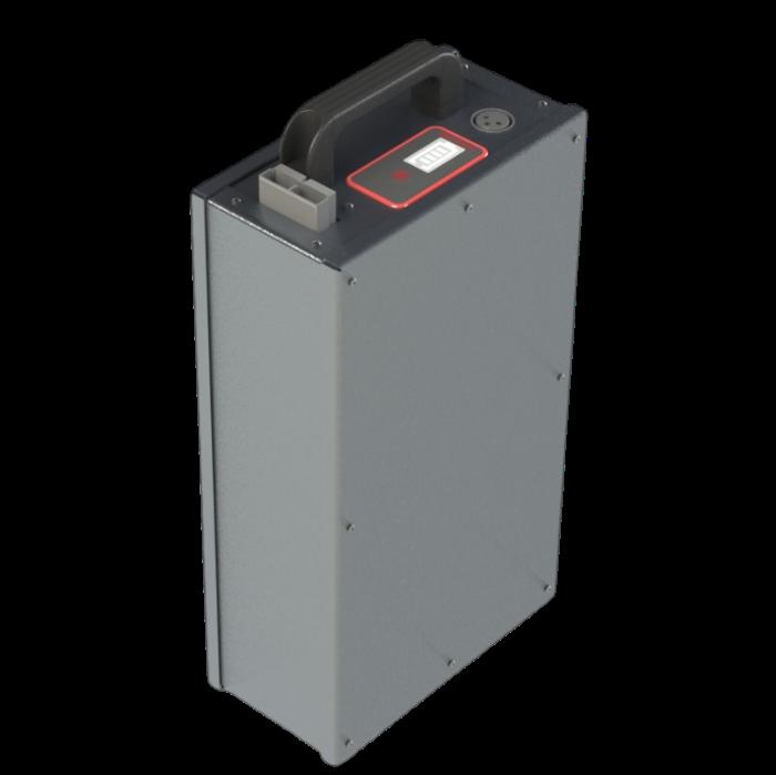 Lithium accu 48V 20Ah (13S)