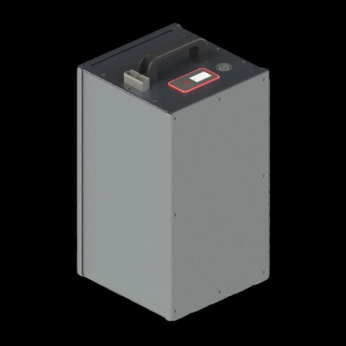 Lithium accu 48V 40Ah (13S)